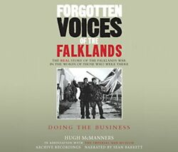 Forgotten Voices Of The Falklands Part 3 Doing T... By Mcmanners Hugh Cd-audio