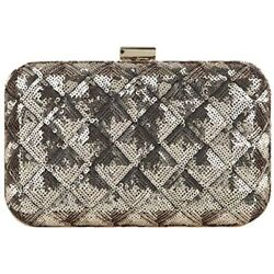 Fawziya Sequin Clutch Purses For Women Evening Bags And Clutches gold Handbags $47.93