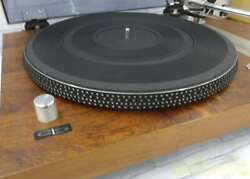 Micro Seiki Solid-5 Turntable Record Player Belt Drive System