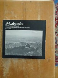 Mohonk People amp; Spirit 100 Years of Growth amp; Spirit by Larry E. Burgess SC 1980