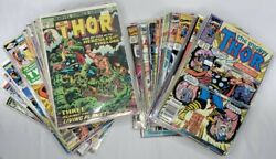 Lot Of 88 - Thor 1962-1996 1st Series Journey Into Mystery