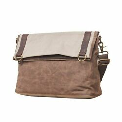 Fashion Men Postman Slantbag Casual Canvas Bag Male Teenager Students Cross Bags $80.71