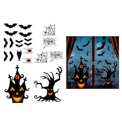 Halloween Stickers Removable Self Adhesive Craft Stickers for Halloween Party