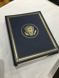 Franklin Mint Treasury Of Presidential Commemorative Medals 37.5 Troy Ounces