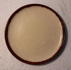 Pier 1 Crackle Collection 12 3/8 Charger Chop Plate Platter Discontinued'