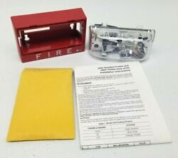 Simplex Visable Only Fire Strobe 4909-9139 Wall Mount New In Open Box