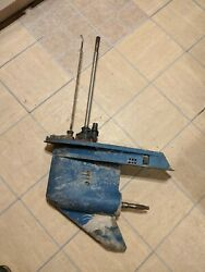 1978 Johnson Evinrude 140hp Lower Unit / Gearcase Assembly 1