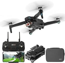 Drone With 4k Camera Uhd Fpv Rc Drone Gps Auto Return Follow Me Brushless Motor
