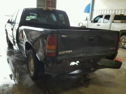 Front Bumper Chrome With Tow Hooks Fits 99-02 Sierra 1500 Pickup 335677