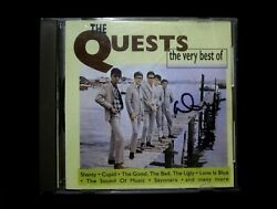The Very Best Of The Quests English Psych Garage Singapore 60s Group Cd Emi