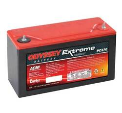 Hawker Odyssey Extreme 15 Pc370 12v 15ah 200a Agm Motorcycle Battery Pure Lead