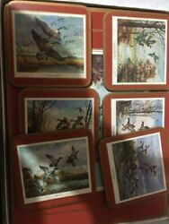 Vintage Pimpernel Wildlife Placemats And Coasters