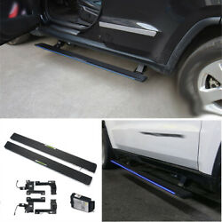 For Jeep Grand Cherokee 2011-2020 Running Board Nerf Bar Aluminum Alloy Electric