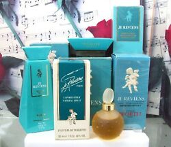 Je Reviens Worth Cologne, Pdt, Edp Or Talc / Powder. You Select.
