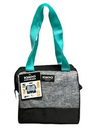 Igloo Cooler Insulated Leftover Tote Bag 9 Cans Capacity $11.99