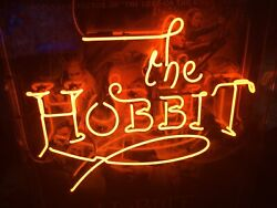 The Hobbit.....star Wars ...lord Of The Rings....huge Neon Sign