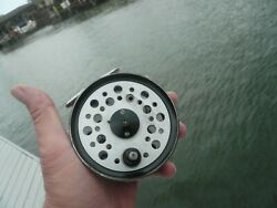Youngs Beaudex Noris Shakespeare Fly Reel Made In England Works Perfectly