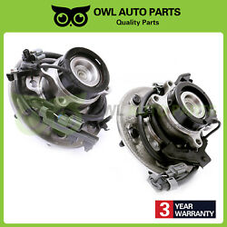 For 2004-2008 Colorado Canyon Front Wheel Bearing Hub For Chevy Gm Zq8 And Z85 2wd
