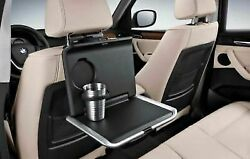 Genuine Oe Bmw Travel And Comfort System Folding Table 51952449252