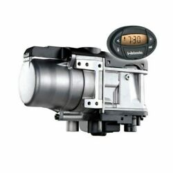 Webasto Thermo Top Evo 5 Diesel 12v With Mounting Kit And Timer 1533