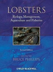 Lobsters Biology, Management, Aquaculture And Fisheries By Phillips Hb+=