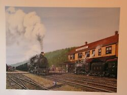 East Broad Top Railroad Print By Larry Fisher