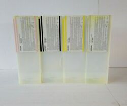 4 Epson Ink T6369 T6361 T6364 T6366 Genuine Empty Cartridges - Used Free Shippin