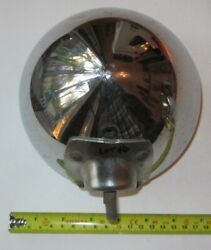 1937 Or 1940and039s Guide Gm Chevy Olds Fog Driving Light Chrome Sealed Beam Used