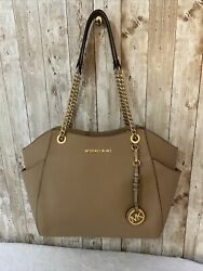 Michael Kors Jet Set Travel Women's Chain Shoulder tote purse $99.00