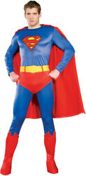 Mens Deluxe Regency Superman Costume
