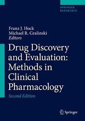 Drug Discovery And Evaluation Methods In Clinical Pharmacology English Hardco