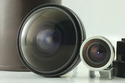 Rare【exc+5】 Nikon 8mm F/8 Fish Eye Nikkor Lens For F Mount From Japan 812
