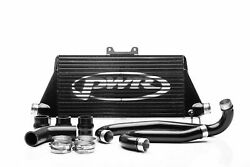 Pwr 42/55mm Stepped Core Intercooler And Pipe Kit Hilux 2.8td 2015+ Black