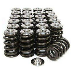 Gsc Power-division Beehive Valve Spring With Ti Retainer For 2jz-gte