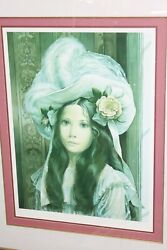 The Duchess Lithograph 18x24 By Pati Bannister Signed Artist's Proof Of 500/coa