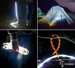 Lumenbasic Camping Led Light Strip For Outdoors Actvities Hiking Rv Andndash Dimmable