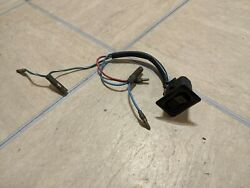 1999 Mercury 150hp Tilt And Trim Switch Assembly