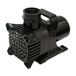Earthwater Pond Monsoon Series 800 Gph Submersible Pond Fountain Water Pump
