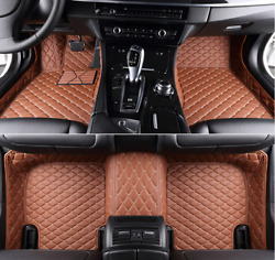Floor Mats For Car For Dodge Charger 2011-2019 Front Rear Liner Auto Mat Carp