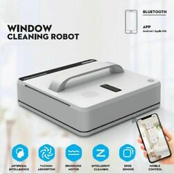 Window Cleaning Robot Magnetic Vacuum Cleaner Anti-falling Auto Glass Washing