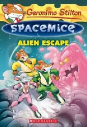 Complete Set Series - Lot Of 10 Spacemice Books By Geronimo Stilton