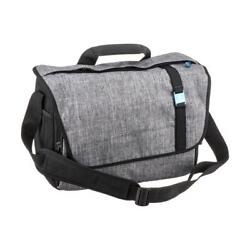 Tenba Skyline 13 Messenger for Pro DSLR with 3 Lenses and 13quot; Laptop Gray $89.95