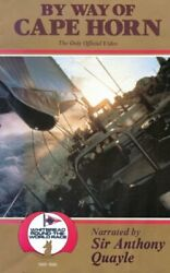 Whitbread Round The World Yacht Race - By Way Of Cape Horn [vhs] [... - Cd 32vg
