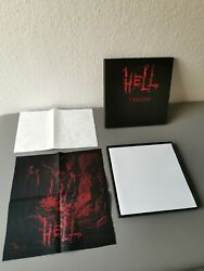 Hell Limited Picture Vinyl 4lp Box Trilogy 2014 Usa Pesanta Records