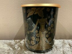 New Tupperware Beautiful Unique Limited Edition Catrina One Touch Canister 3.1l