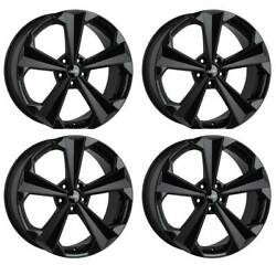 4 Alloy Wheels Oxigin 22 Oxrs 8.5x19 Et35 5x114 Sw For Dacia Duster