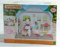 Sylvanian Families Calico Critters Toy Shop Epoch Rare New Boxed Girls Age 3+