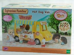 Sylvanian Families Calico Critters Hot Dog Van Boxed Epoch Girls New Japan F/s