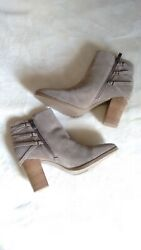 Franco Fortini Size 9.5 Booties