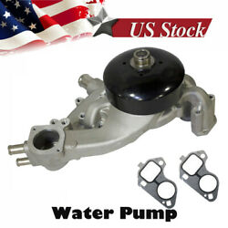 New Water Pump For Buick Chevrolet Gmc Hummer 4.8l 5.3l 6.0l 2007-2009 Aw6009